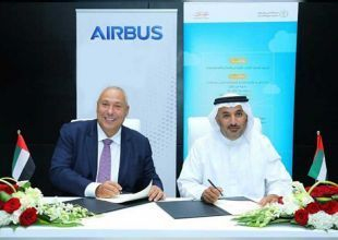 Airbus, DLD sign 'smart' property marketing pact