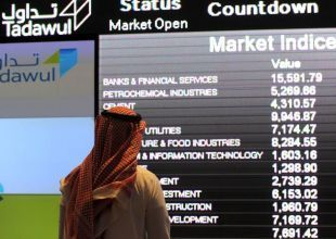 Gulf stocks lose nearly $7bn in 72 hours amid Saudi purge
