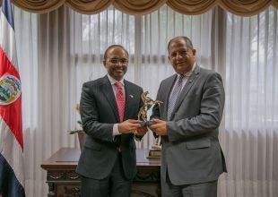 Costa Rica to open Dubai office in bid to enhance trade