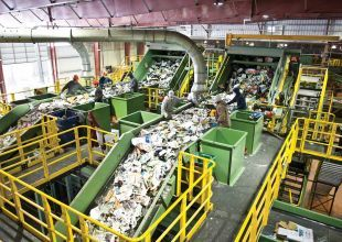 Saudi Arabia's PIF launches recycling company