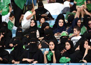 Saudi Arabia languishes in gender gap list despite driving ban move