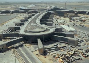 Key tunnel completed in $2.9bn Abu Dhabi airport project