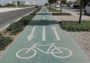 Abu Dhabi Municipality constructing more running, cycling tracks