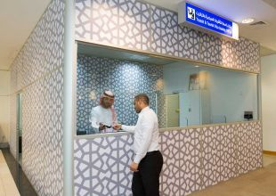 New Abu Dhabi airport counter to deliver visas in 15 minutes