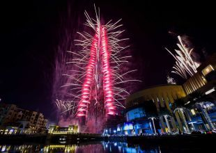 Fireworks to return for this year's Dubai NYE celebrations