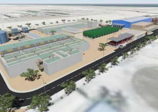 Saudi-led group wins deal to build key Oman water project