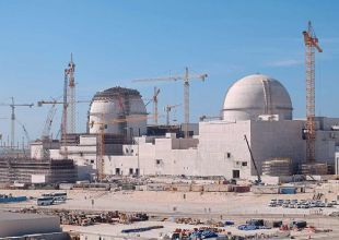 Nuclear giant EDF inks deal to support Abu Dhabi reactor operations