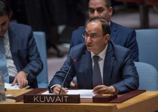 Kuwait takes seat on the UN Security Council