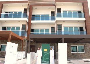 Dubai real estate financier completes first project