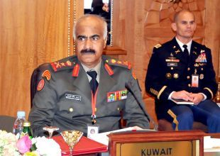 Kuwait's army chief said to escape Bangladesh helicopter crash
