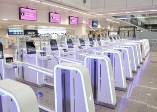 New enhanced smart gates opened at DXB
