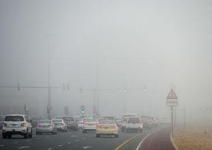 Trucks, worker buses to face fog ban on Abu Dhabi roads