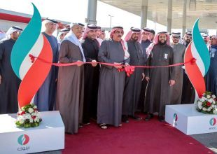 ENOC opens its largest service station in Saudi Arabia