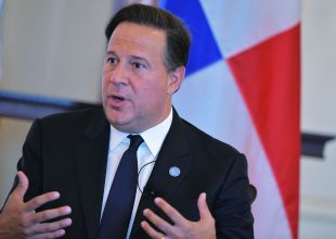 Panamanian president to attend Global Business Forum on Latin America