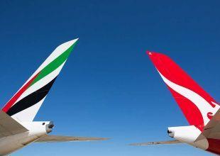 Australia gives approval to Emirates-Qantas partnership until 2023