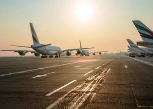 Dubai's DXB sees small fall in passengers, cargo in February