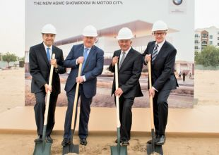 AGMC breaks ground on new BMW, MINI hub in Dubai
