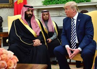 US approves $1bn in Saudi defence contracts
