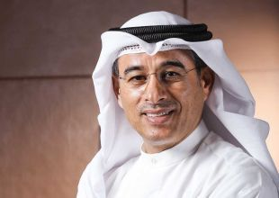 Mohamed Alabbar says 'looking east' as China flexes its muscles