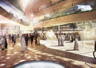 Retail giant breaks ground on 'green' Masdar shopping mall