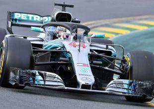 Lewis Hamilton secures pole position for Abu Dhabi Grand Prix
