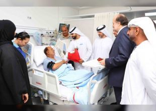 Dubai airport employee hailed for saving passenger's life