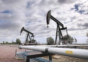 Oil heads for first annual price decline since 2015