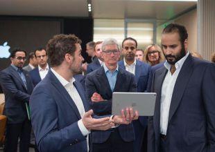 Apple ensures mixed-gender workplaces in Saudi Arabia - report
