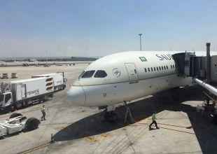 Saudia's international passengers numbers rise 19% in Q1