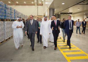 $82m Carrefour distribution hub unveiled in Dubai