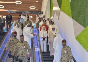 Kuwait PM gets first look at new Jazeera Airways airport terminal