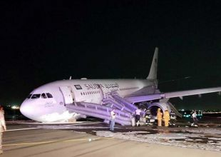 Saudia flight makes emergency landing at Jeddah airport