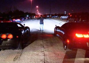 Abu Dhabi Police vows to crack down on illegal street racers