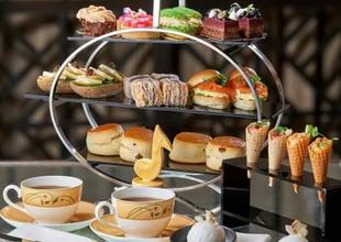 Best afternoon tea? Jumeirah Carlton Tower takes the biscuit