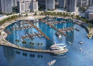 Creek Marina: Dubai's plan for city-harbour getaway