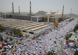 Revealed: Saudi Arabia's hajj pilgrimage in numbers
