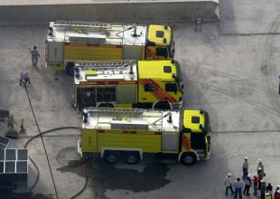 Dubai inks tech deal to improve fire response times