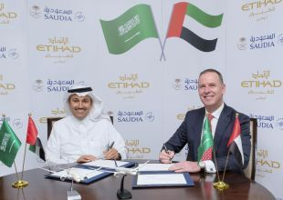 Etihad Airways, Saudia sign new codeshare deal
