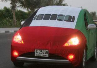 Abu Dhabi Police issue warning over UAE National Day car decorations
