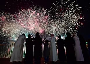 Dubai Police report trouble-free New Year's Eve