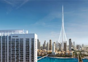 Emaar unveils Palace Residences in Dubai Creek Harbour