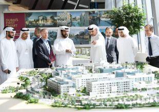 Dubai's smart city ambitions set to hit new milestone