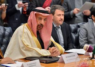 Saudi Arabia urges OPEC%2B to stick with oil output cuts