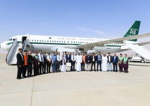 PIA launches flights connecting Peshawar with Al Ain