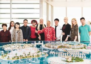Revealed: Feng Shui's key role in Dubai's Heart of Europe project