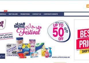 Dubai retailer Union Coop plans to double online sales in 2019