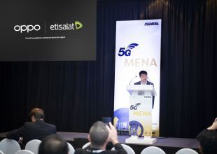 China's Oppo to test smartphones on Etisalat's 5G network