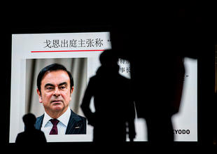 Ghosn sues Nissan and Mitsubishi for breach of contract: report