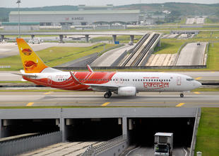 Unruly Air India Express passenger delays Dubai flight to Mumbai