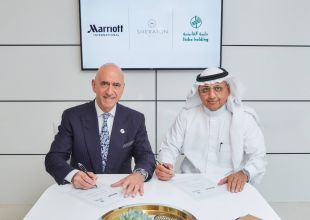 Marriott inks deal to return Sheraton brand to Saudi holy city